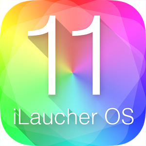 OS 11 iLauncher Phone 8