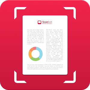 Scanbot - PDF Document Scanner