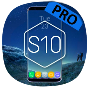 Galaxy S10 Icon Pack & S10 Theme
