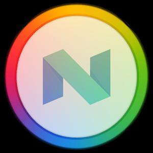 Nougat Launcher Pixel Edition