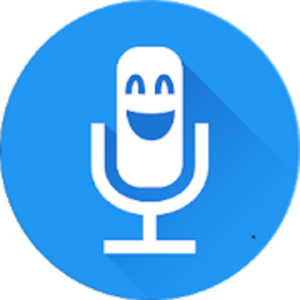 Voice changer with effects