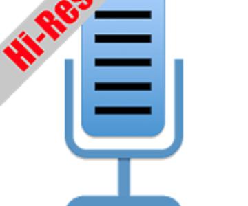 Hi-Res Audio Recorder