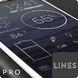 Lines - Icon Pack (Pro Version)