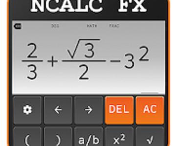 School scientific calculator fx 500 es plus 500 ms