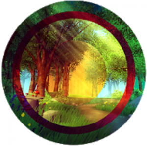 Forgotten Forest Live Wallpaper