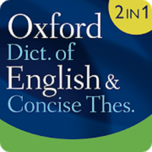 Oxford Dictionary of English & Thesaurus
