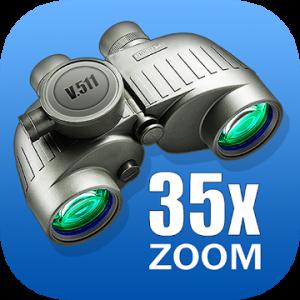 Binoculars 35x zoom Night Mode (Photo and Video)