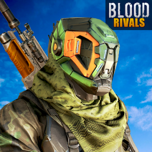 Blood Rivals Battleground Shooting Games