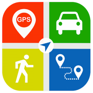 GPS Route Finder (Live Maps)