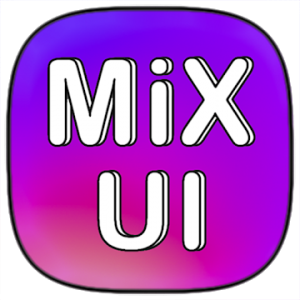 MiX UI - ICON PACK