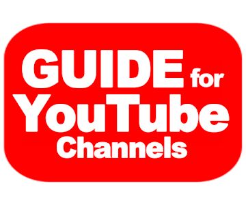 Guide for YouTube Channels