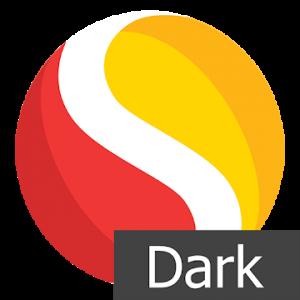 Dark Sensation -Icon Pack