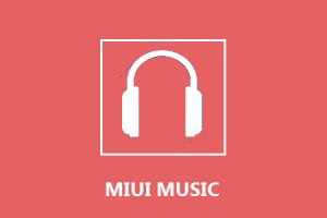MIUI Music Player