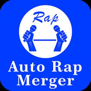 Auto Rap Merge Voice With Music