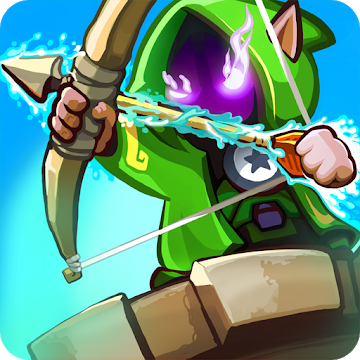 King Of Defense Battle Frontier (Merge TD) (Early Access)