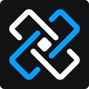 SkyLine Icon Pack LineX Blue Edition