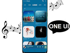 Note 10 Music player One UI S10 S10+