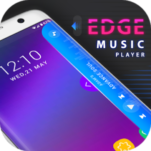 Edge Music Player