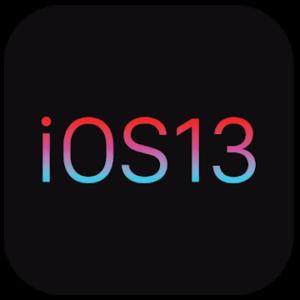 IOS13 Control Center