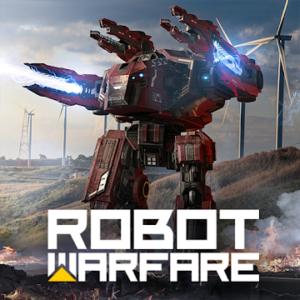 Robot Warfare Mech Battle 3D PvP FPS