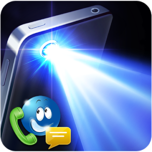 Flash on Call and SMS Automatic flashlight 2019