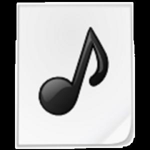 Simple MP3 widget Player