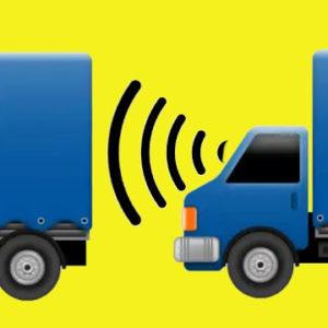 Truck Motion Detector