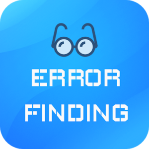 English Sentence Error Finding