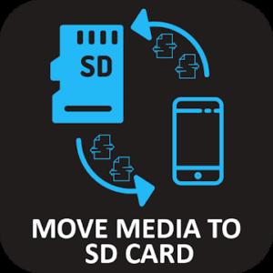 Move Media Files to SD Card Photos, Videos, Music