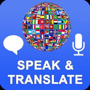 Speak and Translate Voice Translator & Interpreter