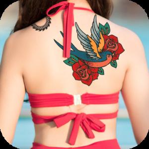 Tattoo On My Photo - Tattoo Photo Editor & Maker