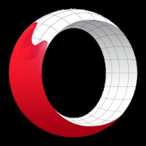 Browser Opera beta