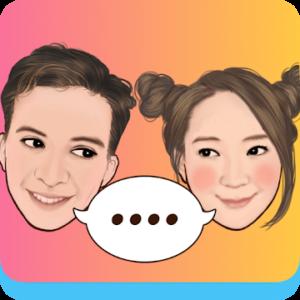 MojiPop - My Personal Emoji Keyboard & Camera