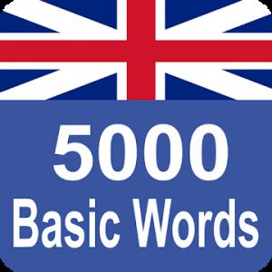 5000 Basic English Words