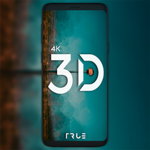 Parallax Live Wallpapers - 3D Backgrounds, 2K 4K