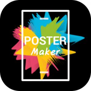 Poster Maker Flyer Maker, Card, Art Designer